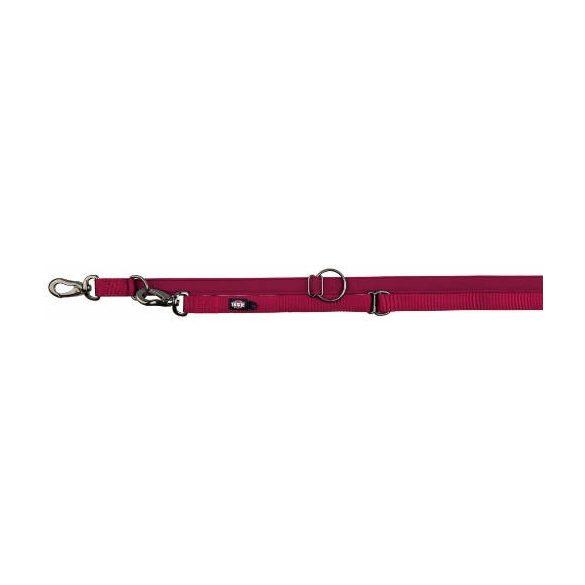 Trixie  10203 póráz M-L, 2m, vörös