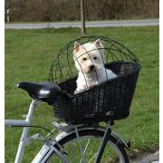 Trixie 13117 biciklis kosár 35x49x55cm,fekete