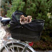 Trixie 13118 biciklis kosár 29x42x48cm,fekete