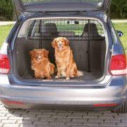 Trixie 1325 térelválasztó rács autóba 125-140cm, 63-135cm