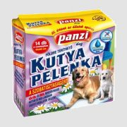 PanziPet  Kutyapelenka 60x90cm 7db XXL Helyhez szoktató kölyök és idős kutyáknak  307978