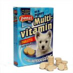 Panzi Vitamin Canitab Tabletta Kutyáknak100db/csomag   puppy 300057