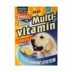 Panzi Vitamin Canitab Tabletta Kutyáknak100db/csomag   multivitamin 300019
