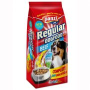 PanziPet  regular száraztáp 10kg marha 130357