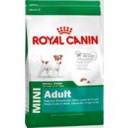 Royal Canin Prémium Száraztáp MINI ADULT 8kg