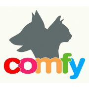 COMFY játék TOY STRONG DOG rúd 18x4cm
