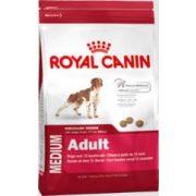 Royal Canin Prémium Száraztáp MEDIUM ADULT 15kg