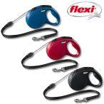 """Flexi automata póráz 022504 new cord """"""""S"""""""" red 5m"""