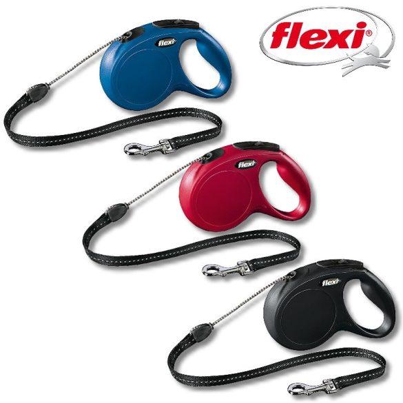 """Flexi automata póráz 022702 new cord """"""""S"""""""" red 8m"""