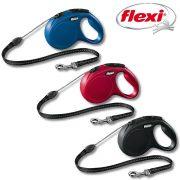 Flexi automata póráz 022818 new cord M blue 8m