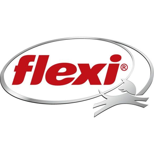 """Flexi automata póráz 028322 new comfort tape """"""""L"""""""" green 5m"""