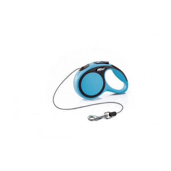 "Flexi automata póráz 028704 new comfort cord """"XS"""" blue 3m"