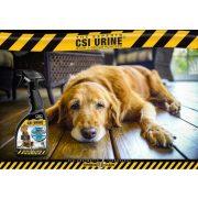 CSI Urine  kutyaszag- és folteltávolító spray kutyáknak  500ml