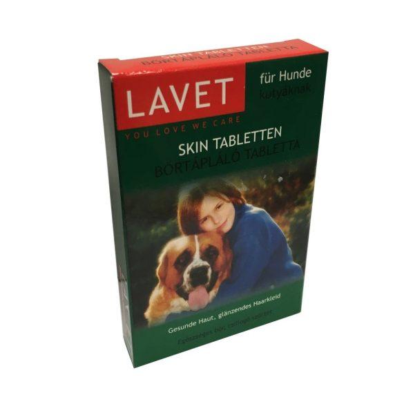 Lavet Vitamin Tabletta Kutyáknak 50db/csomag BŐRTÁPLÁLÓ