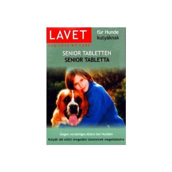 Lavet Vitamin Tabletta Kutyáknak 50db/csomag SENIOR