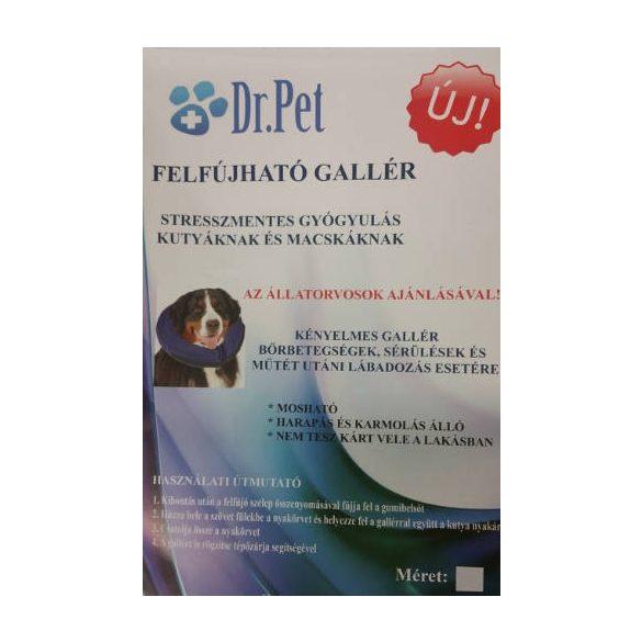 Dr.Pet Egészségügyi gallér XS 14cm-ig