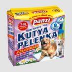 PanziPet  Kutyapelenka 40x60cm 7db Helyhez szoktató kölyök és idős kutyáknak 307985