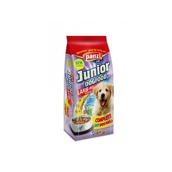 PanziPet  Regular száraztáp-Junior Lamb 2kg 308708