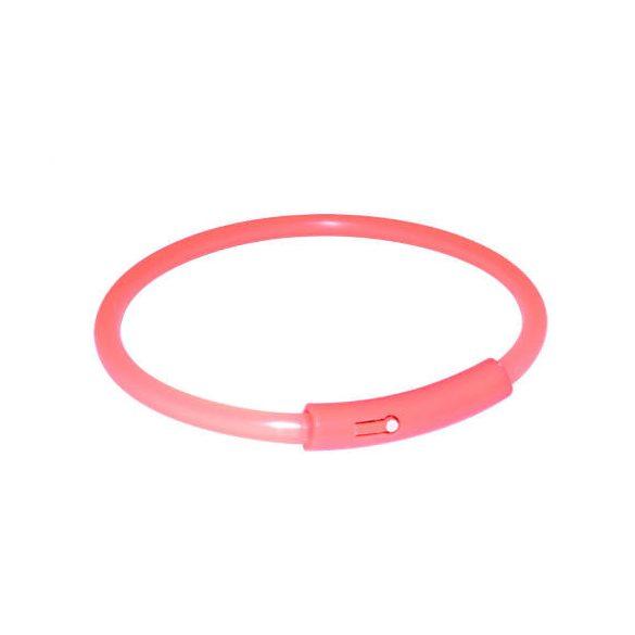 Trixie 13391 Világító nyakörv S  flash nyakörv 32cm