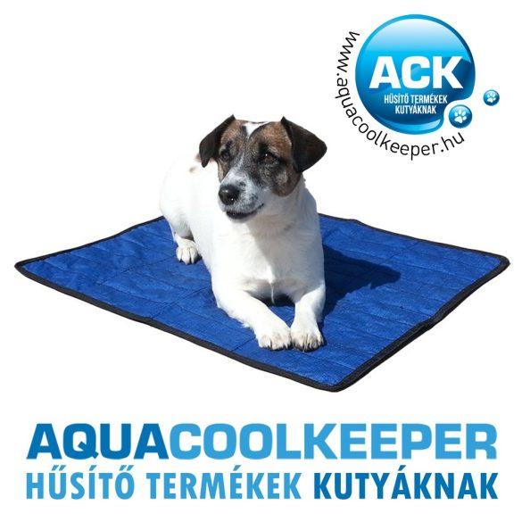 Aqua Coolkeeper hűtőpléd/hűtőmatrac/hűtőtakaró XL 90x80cm