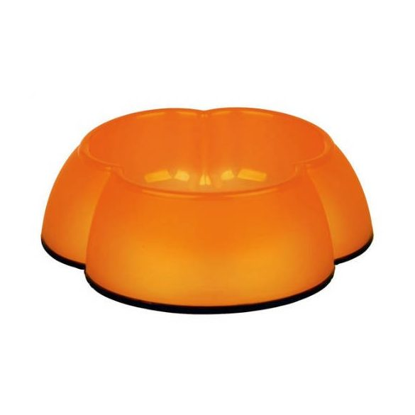 Trixie 24458 műanyag dupla tál 2x0,3l/10cm