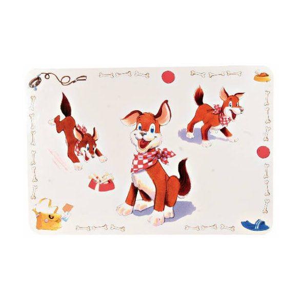 Trixie 24472 alátét King of Dogs, 44x28cm