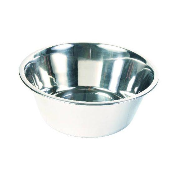 Trixie 24854 rozsdamentes acél tál, gumis, 1,75L