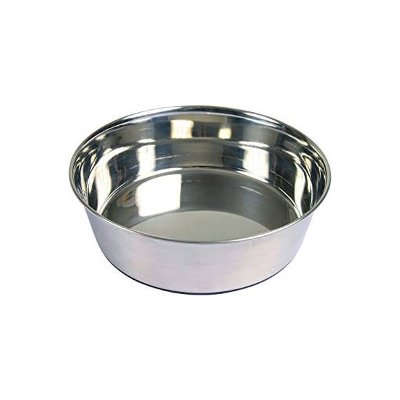Trixie 25071 rozsdamentes acél tál, 14cm