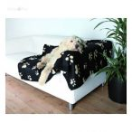 Trixie 37182 Barney takaró 150x100cm,fekete/beige