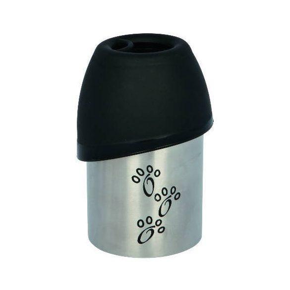 Trixie 24605 itatós fém palack, 300ml
