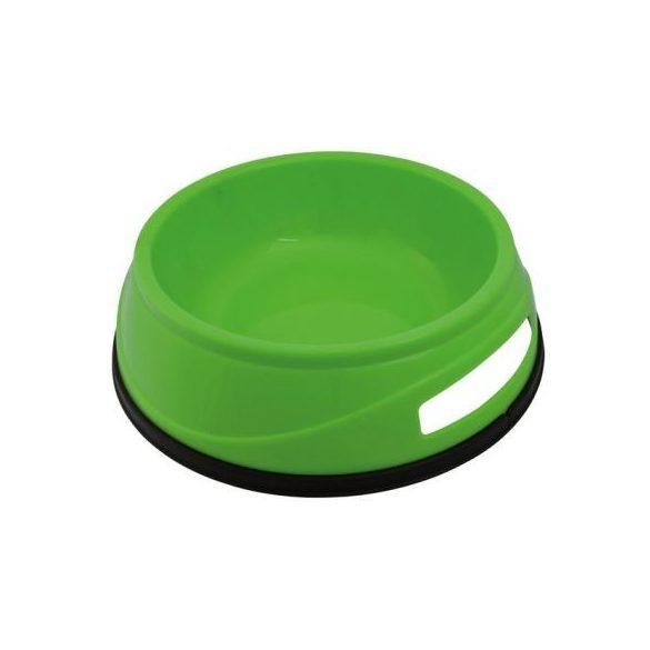 Trixie 24951 műanyag tál, talpas, 0,5L, 14 cm