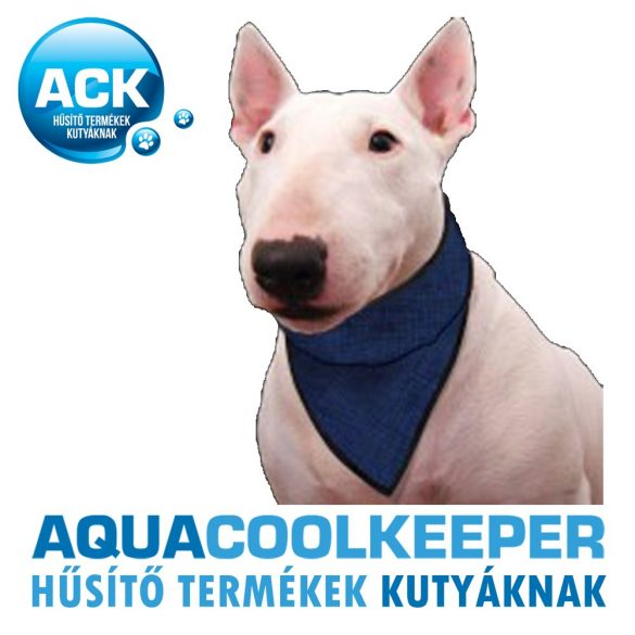 Aqua Coolkeeper hűtőkendő, hűsítőkendő L (53-60 cm)
