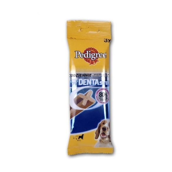 Pedigree Denta Stix 77gr 3db med/large