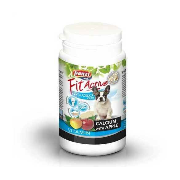 PanziPet FitActive vitamin 60db FIT-a-Calci Plus