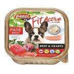 PanziPet FitActive konzerv kutya 150g marha