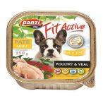 PanziPet FitActive konzerv kutya 150g szárnyas