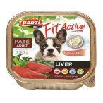PanziPet FitActive konzerv kutya 150g máj