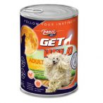Panzi GetWild 415g Adult CHICKEN&Apple