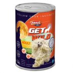 Panzi GetWild 1240g Adult CHICKEN&Apple