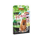 PanziPet FitActive spot on Kullancs- és Bolhariasztó cseppek kutyák részére, L 5 pipetta