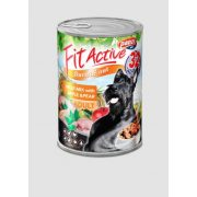 PanziPet FitActive DOG 1240g konzerv meat-mix