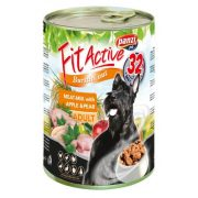 PanziPet FitActive DOG 415g konzerv meat-mix