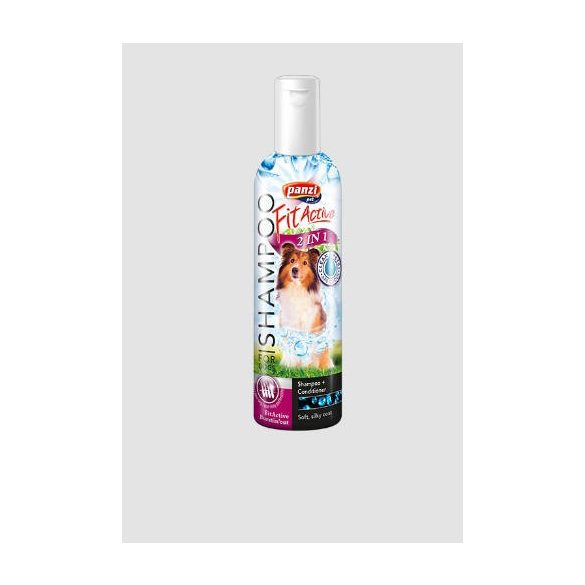 PanziPet FitActive DOG 200ml sampon 2in1