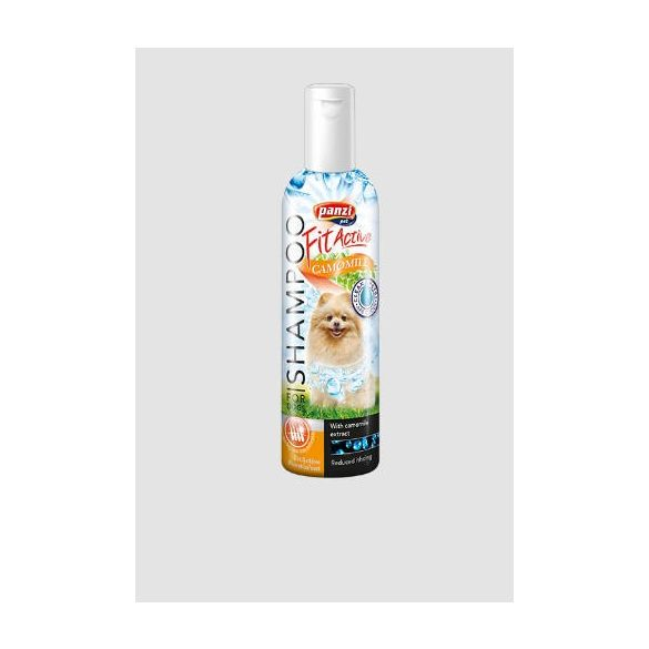 PanziPet FitActive DOG 200ml sampon camomile