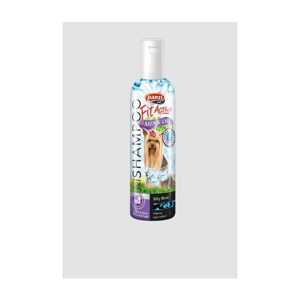 PanziPet FitActive DOG 200ml sampon minkoil
