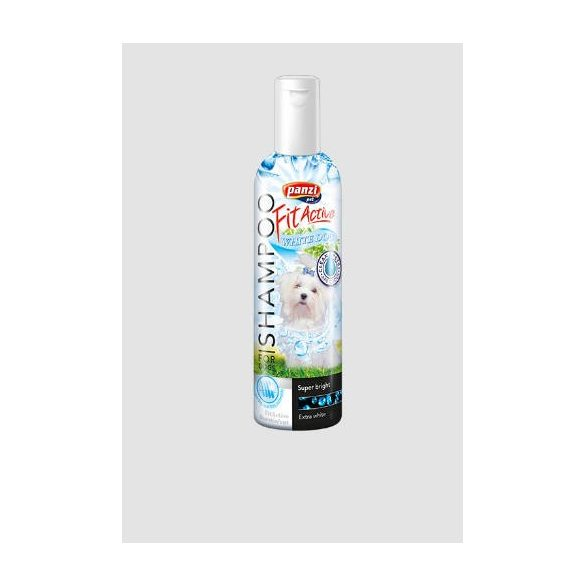 PanziPet FitActive DOG 200ml sampon whitening