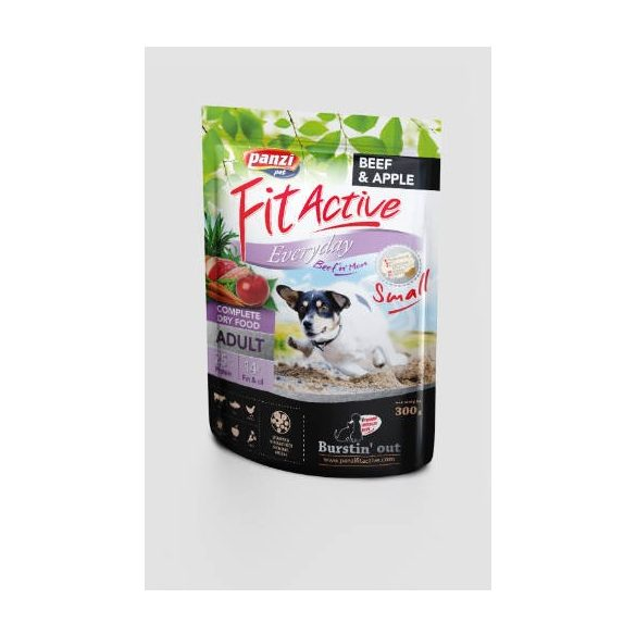 PanziPet FitActive DOG 300g Everyday Small Fit Active