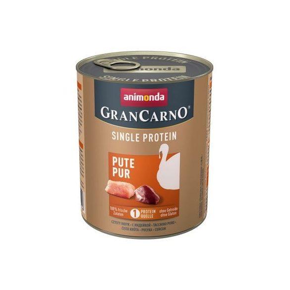 Animonda GranCarno  Sensitiv 800g, 82423 pulyka+burgonya
