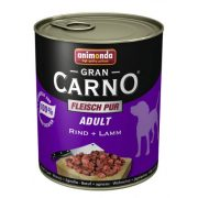 Animonda GranCarno  800g 82742 adult bárány