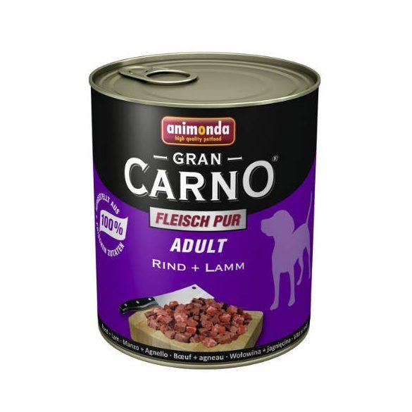 Animonda GranCarno  800g 82742 adult marha + bárány